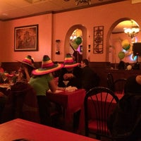 Photo taken at El Mariachi by Ed G. on 2/23/2014