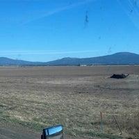 Photo taken at Goosenest District Ranger Station by Don P. on 10/18/2013