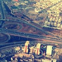 Photo taken at Milad Tower by Elaheh👑 . on 1/25/2015