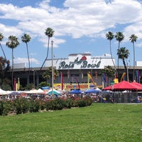 Photo taken at Rose Bowl Flea Market and Market Place by Michel'le on 5/12/2013