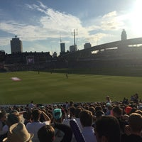 Photo taken at The Pavilion At The Oval by Martina S. on 7/8/2016