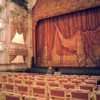 Снимок сделан в Михайловский театр пользователем Света П. 8/2/2013