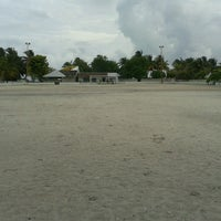 Photo taken at Maduvvaree Football Ground by Ahmed Ashraf A. on 6/21/2013