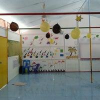 Photo taken at MEC Pre-School. R.Maduvvari by Ahmed Ashraf A. on 10/7/2013