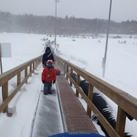 Photo taken at Amesbury Sports Park by Marc D. on 2/17/2013