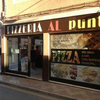 Photo taken at Pizzeria Al Punt by Antonio N. on 6/1/2013
