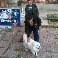 Photo taken at pierrecardin plaza by Pınar D. on 4/16/2014