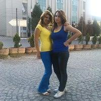 Photo taken at pierrecardin plaza by Pınar D. on 7/19/2013