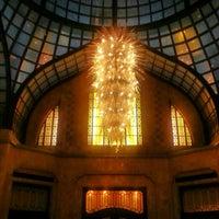 Photo taken at Four Seasons Hotel Gresham Palace Budapest by Isti on 10/30/2012