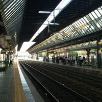 Photo taken at Milano Rogoredo Railway Station (IMR) by Roberto G. on 6/18/2013