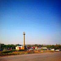 Photo taken at Красный Сулин by =nils= on 8/9/2014