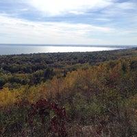 Photo taken at Hawk Ridge Nature Reserve by Kari R. on 10/8/2013