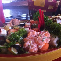 Photo taken at Hachi Japonese Food by Aparecido R. on 6/28/2013