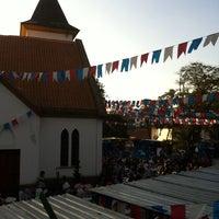 Foto tomada en Igreja Santa Joana D'Arc por Debora M. el 6/9/2013