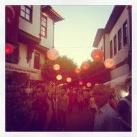 7/23/2013 tarihinde Melike E.ziyaretçi tarafından Hamamönü'de çekilen fotoğraf