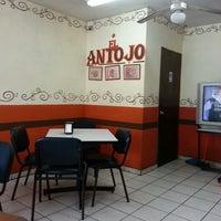 Photo taken at El Antojo by Bennett M. on 9/11/2013
