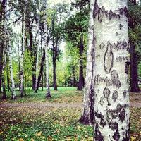 10/3/2012 tarihinde cranberry_77 T.ziyaretçi tarafından Парк «Останкино»'de çekilen fotoğraf