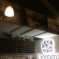 Photo taken at L'Aroma by Pinar D. on 4/29/2017
