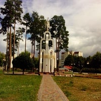 Photo taken at Белый ангел Славутича by Anton E. on 7/22/2013