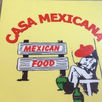 Photo taken at Casa Mexicana by Adam C. on 7/6/2013