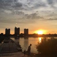 Photo taken at Veliko ratno ostrvo by Milica N. on 6/27/2017