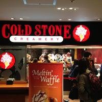 Das Foto wurde bei Cold Stone Creamery von Richie W. am 11/12/2012 aufgenommen