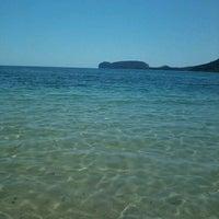 Photo taken at Spiaggia di Mugoni by Francesca L. on 6/16/2013