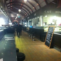 Photo taken at Malmö Central Station Food Court by Håkan A. on 11/5/2012