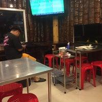 Photo taken at ร้านอาหาร ยำรสแซ่บ by Pornthep N. on 4/1/2017