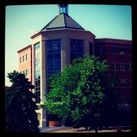 Photo taken at Benedictine University - Kindlon Hall of Learning by Benedictine U. on 11/29/2012