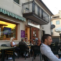 Photo taken at BAR CENTRALE LA CANTINELLA by Vito B. on 8/2/2013
