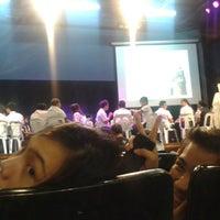 Photo taken at SC Auditorium by Eloiza R. on 8/8/2013