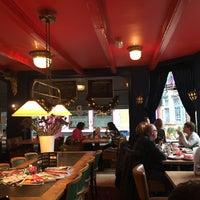 Photo taken at Brasserie Buitenhof by Lulu D. on 12/9/2016