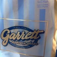 Photo taken at Garrett Popcorn Shops by Shaquawn on 6/13/2014