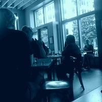 Photo taken at Bijou Cafe by Carmen H. on 6/2/2013
