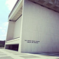 Photo taken at The Lyndon Baines Johnson Library and Museum by Tina H. on 7/6/2013
