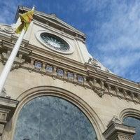 Photo taken at Gare de Namur by Xavier P. on 10/21/2012