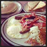 Photo taken at Denny's by Christina D. on 6/2/2013