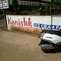 Photo taken at kanishk ice cream parlour by Mandar N. on 5/25/2013