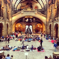 Photo taken at Natural History Museum by Simon W. on 6/29/2013