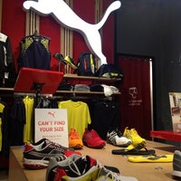 Photo taken at The PUMA Store by André C. on 6/2/2013