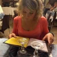 Photo taken at Trattoria Di Chiara by Gianni Sorrentino R. on 6/28/2014
