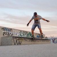 Photo taken at Maroubra Skate Park by Grégory R. on 11/29/2014