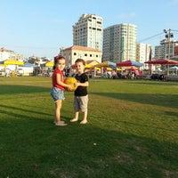 Photo taken at Al Huda by Ibrahim M. on 7/14/2013