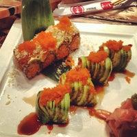 Photo taken at Ichiban Japanese Steak House by Donnie P. on 1/24/2013