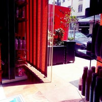 Photo taken at Salon coiffure New york spa by Raw E. on 8/12/2013