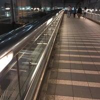 Photo taken at 希望の橋 (ブリッジ渋谷21) セルリアンタワー前歩道橋 by syü ☆. on 4/15/2016