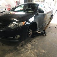 Photo taken at Whitey's Tire Service by Frank R. on 3/30/2018