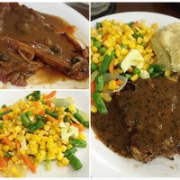 Photo taken at Abuba Steak by monicanastasia on 3/26/2016