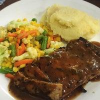 Photo taken at Abuba Steak by monicanastasia on 7/9/2016